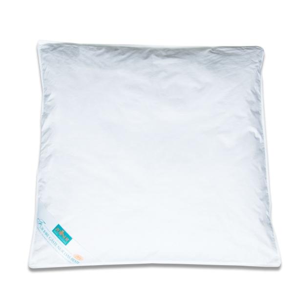 Kinderbettdecke/Babydecke versteppt, Füllung: 90% Daunen/10% Federn, verfügbar in den Größen ca. 80x80 cm und ca. 100x135 cm, Farbe weiß, Serie Holle