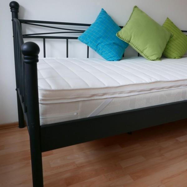 Hotelwaesche-Topper-Matratzenauflage-Matratzenschoner