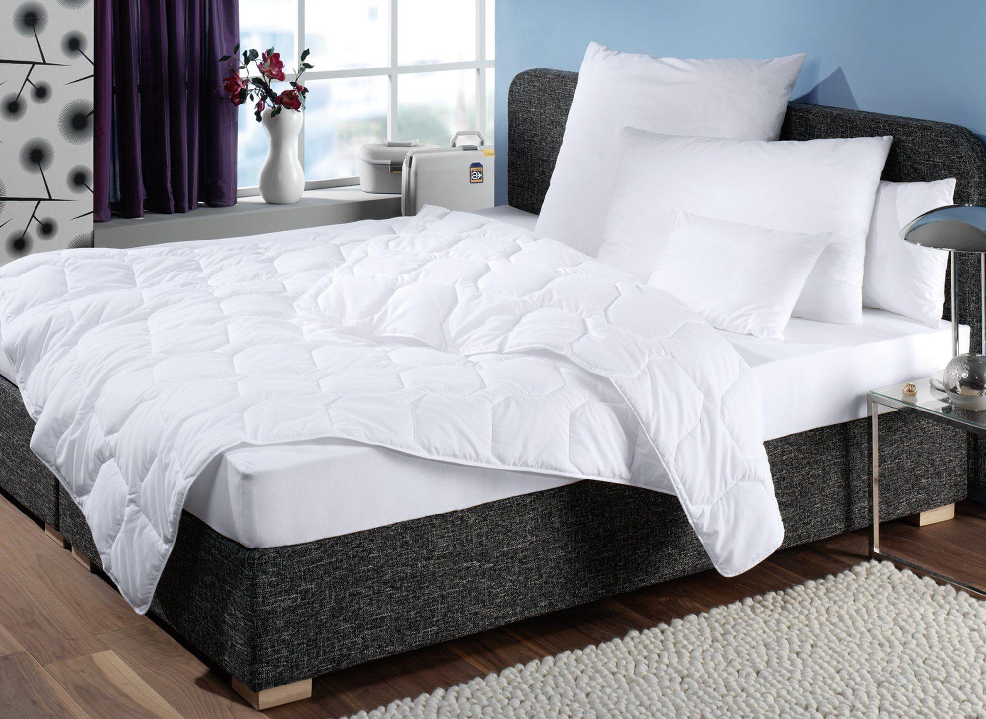 Steppdeckebettdecke Aus 100 Polyester Verfügbar In Zwei