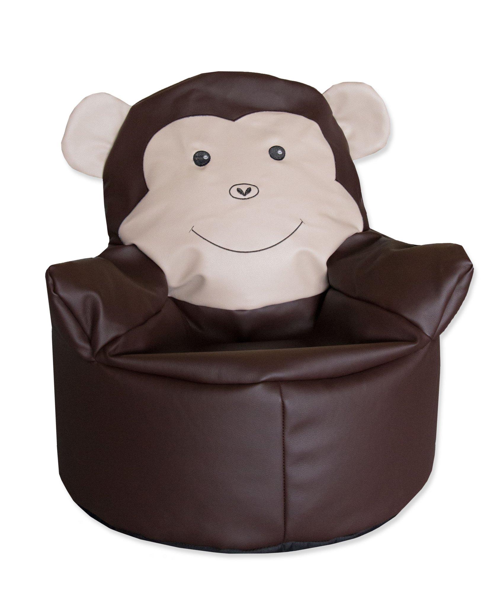 zuckers er sitzsack bezug aus strapazierf higem kunstleder f llung aus styropork gelchen. Black Bedroom Furniture Sets. Home Design Ideas